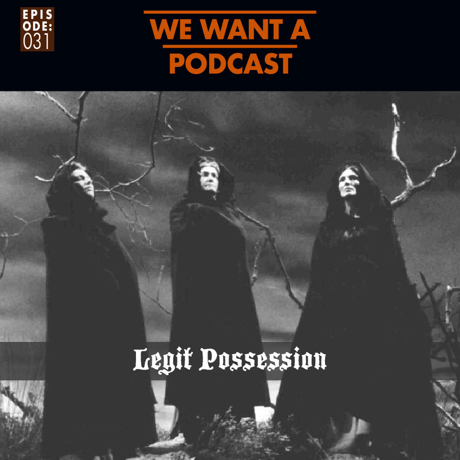 WWAP 031: Legit Possession - Yes, it's one more time around the old crypt before we close the gates until next year. We've got Red Dead Redemption 2 loading in the background, and Jack Frost nipping at out heels.Up in this one we finally implement the sage advice Nick Kroll once gave Pete Holmes regarding acceptable podcast duration, and we get it tight and trim. We are reminded where the magic lies (in our hearts), and talk about all sorts of different witches and whatnot.MAJOR arcana y'all. RIP Pumpkin King