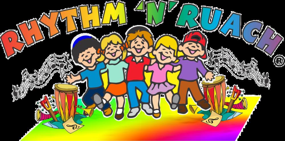 Rhythm 'n' Ruach Logo 2