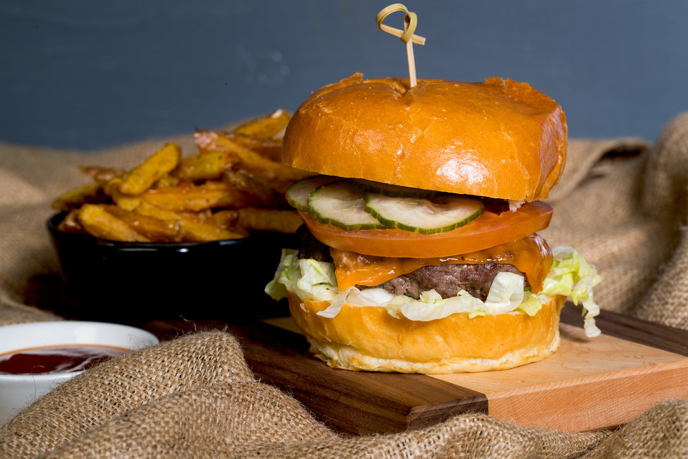 Loch Smash Burger