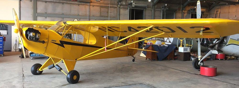 1945 Piper Cub