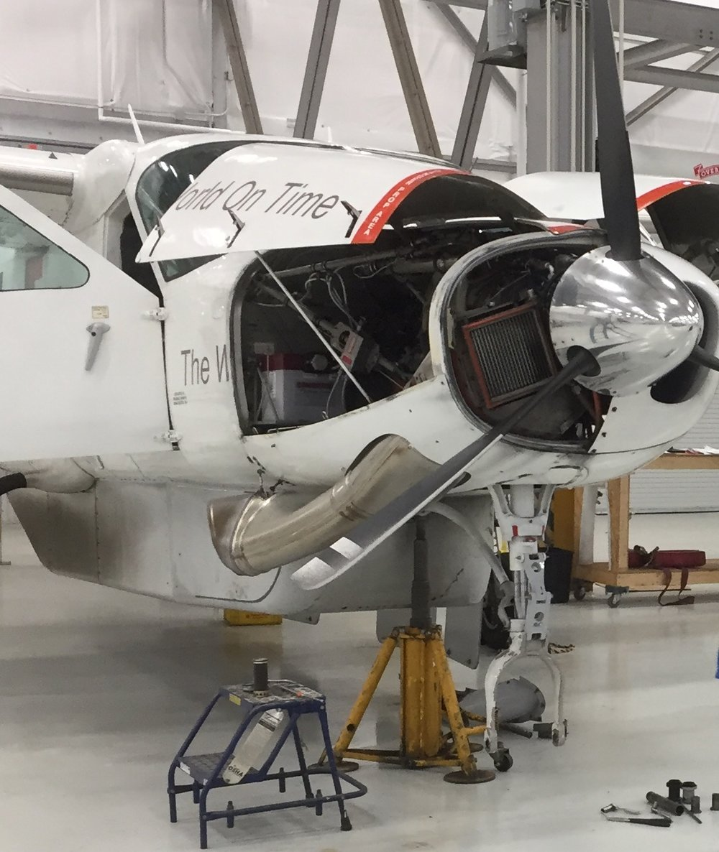 Cessna Caravan inspection