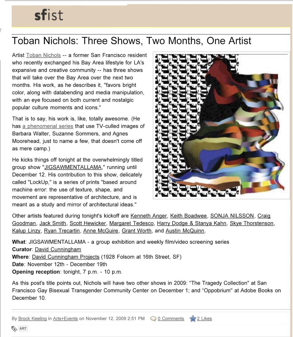 Three Shows Two Months One Artist  SFist (1).jpg