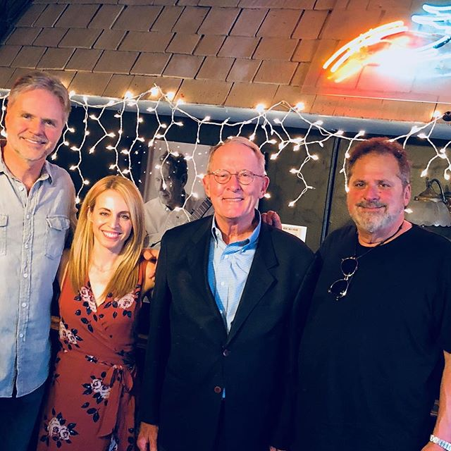 Honored to play for @senlamaralexander today at The Bluebird Cafe. He is one of the leaders of MMA. The songwriting community needs to applause his efforts. Thank you @marc.beeson & @jennschott for playing the round with me this afternoon.