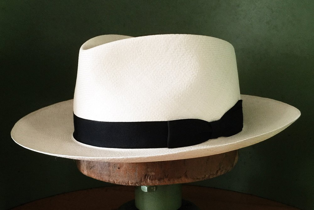 Optimo Teardrop Fedora