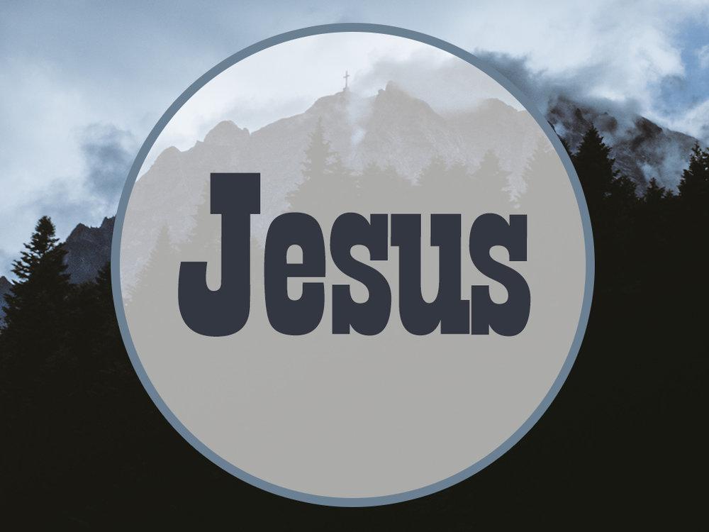 Sermon-Jesus
