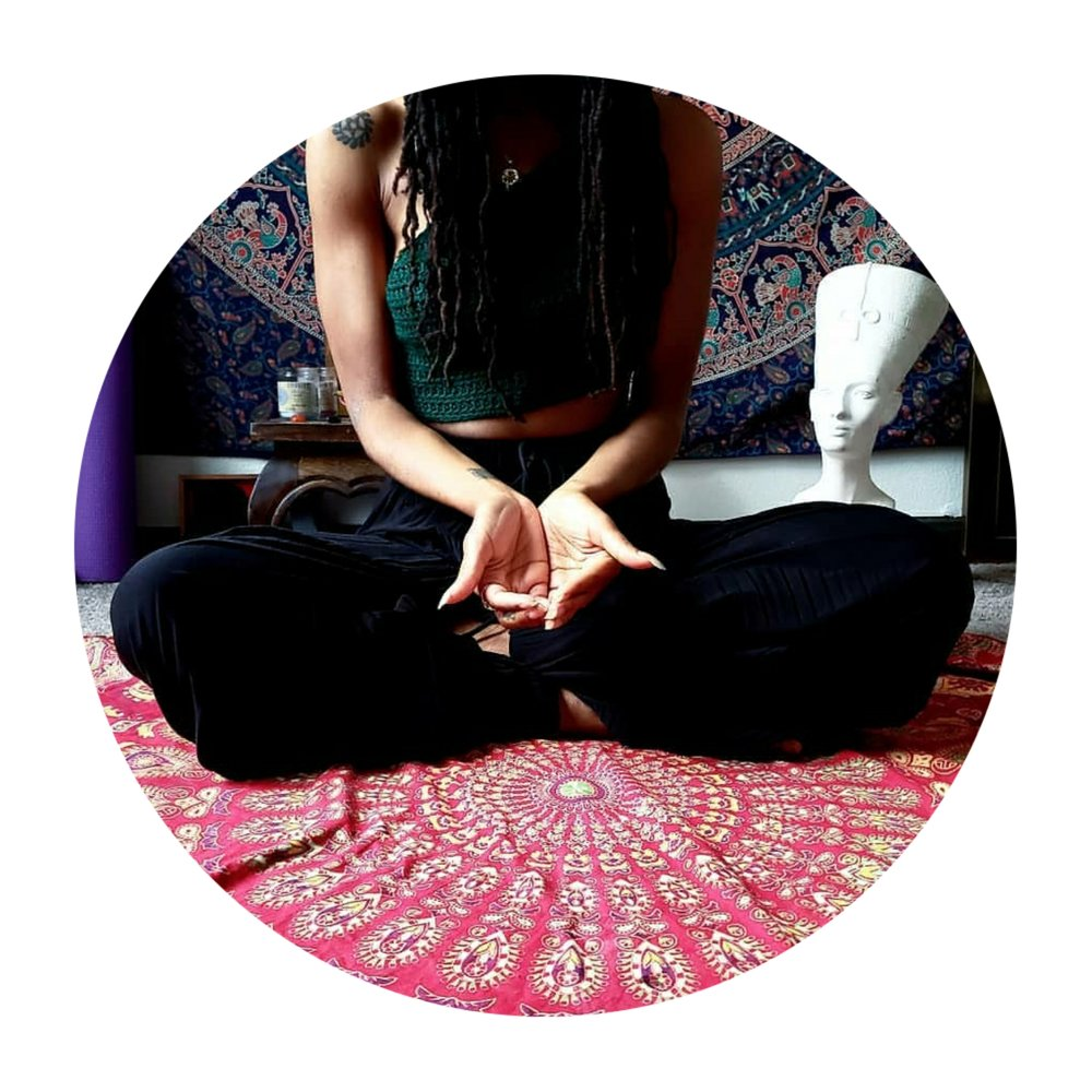 MUDRAS + BREATH - Hasta mudras are gestures of the hands that assist your connection with your physical health, psychological wellness + spiritual growth. Each gesture simply allows you to connect deeper to its core quality. Linking this practice with the breath creates an elevated experience. We will customize the chosen mudra to your personal intention for the session.