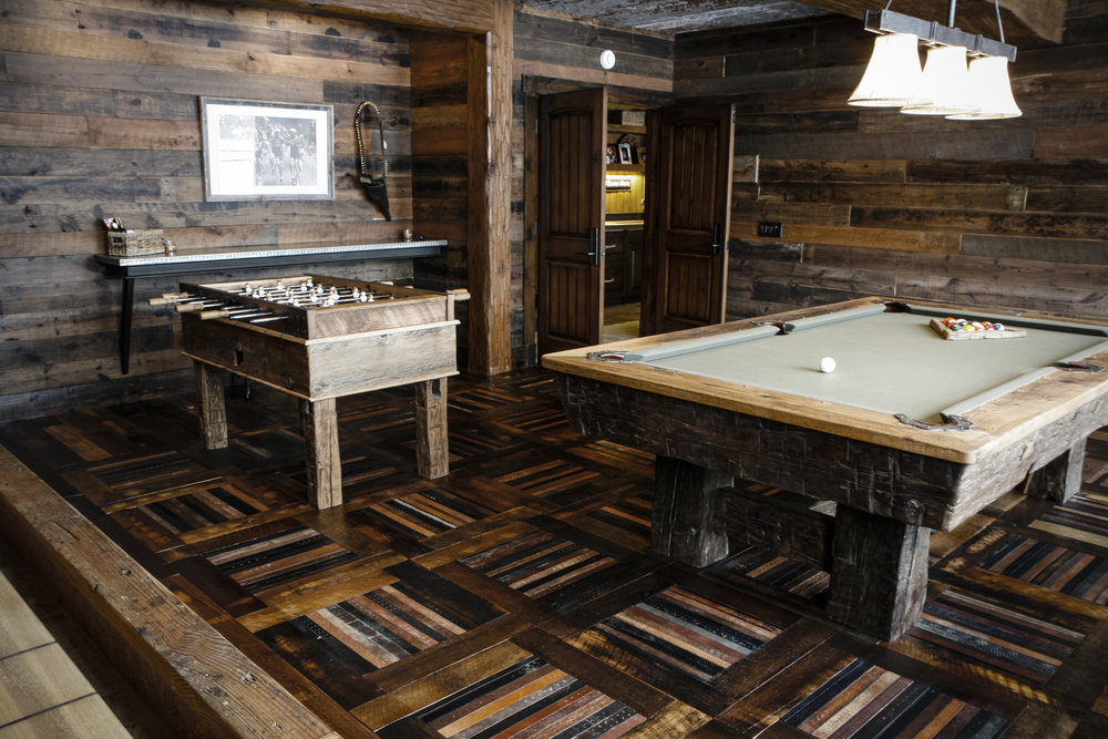GAME ROOM - oregon