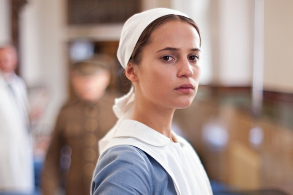 ON NOT FORGETTING:TESTAMENT OF YOUTH - War movies are of men. Historical war movies, more so.