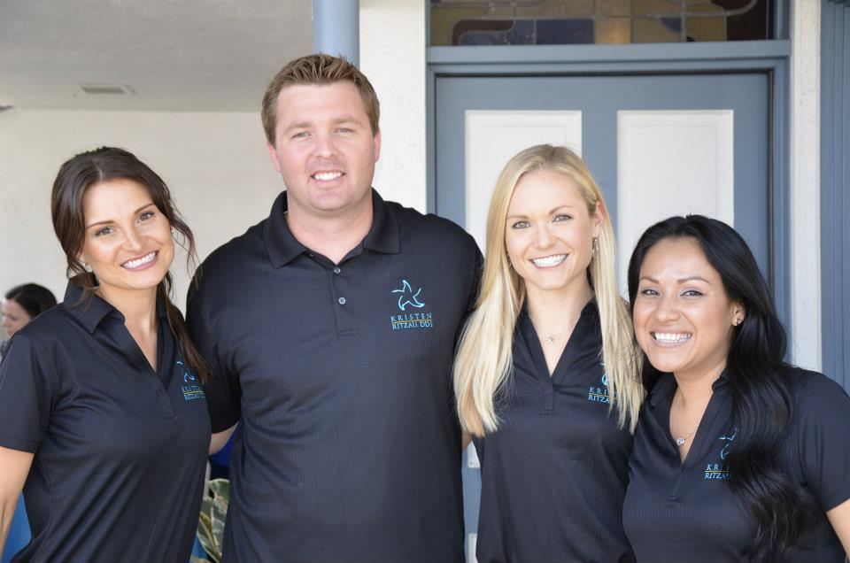 The team at Kristen Ritzau, DDS in San Clemente, CA