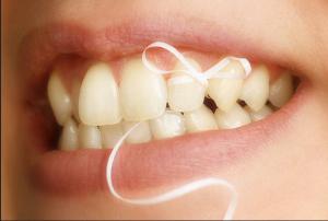 floss-teeth