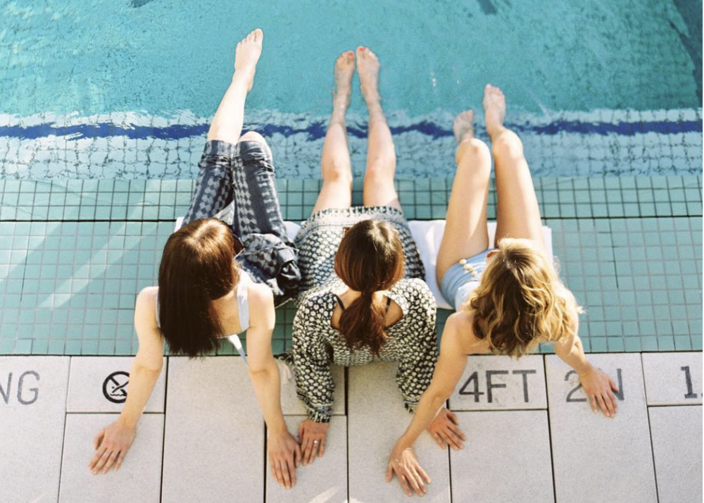 Austin Hotel Pools To Enjoy Without Being A Guest Moreland