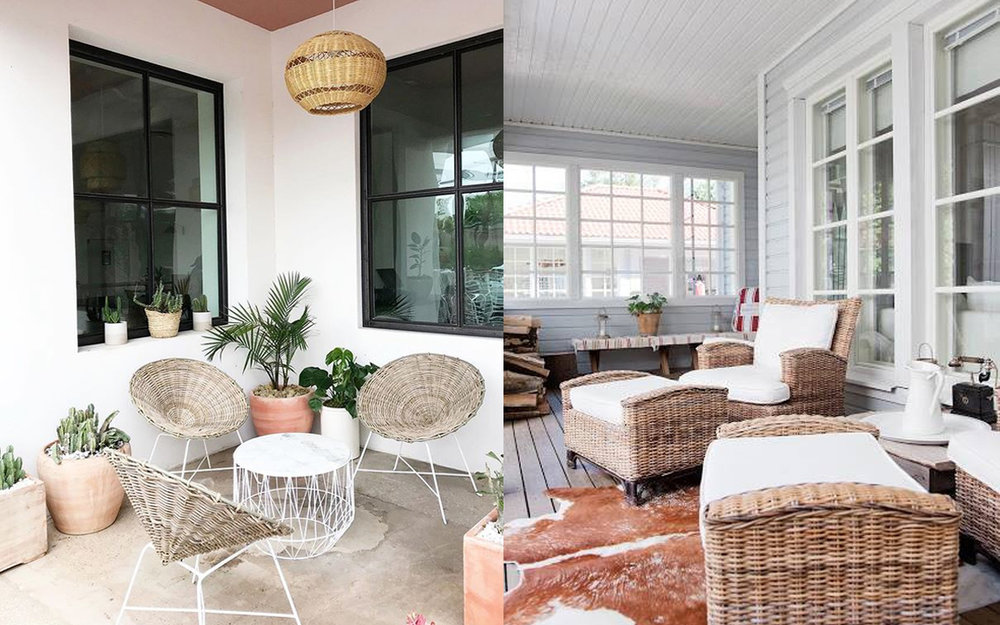 Photos via  Claire Zinnecker Design  &  Domino .