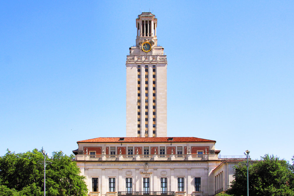 University of Texas Tower Main Building