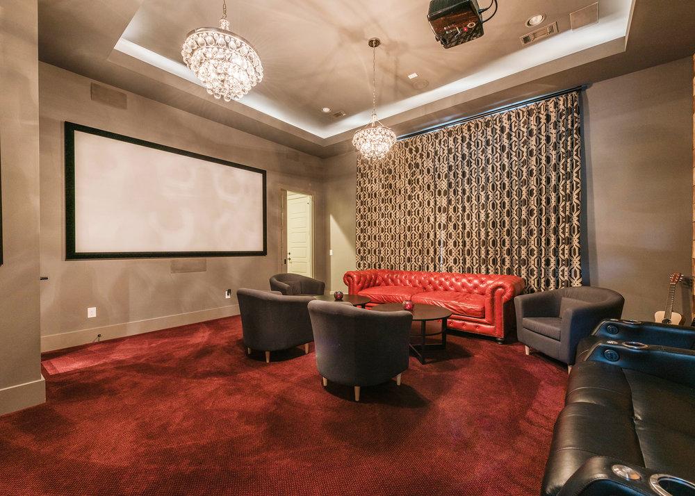 9508 Veletta Place Media Room