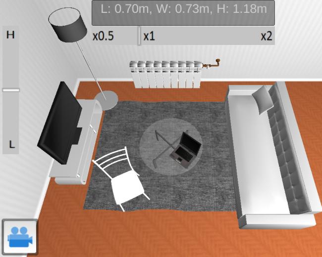 Room Creator App