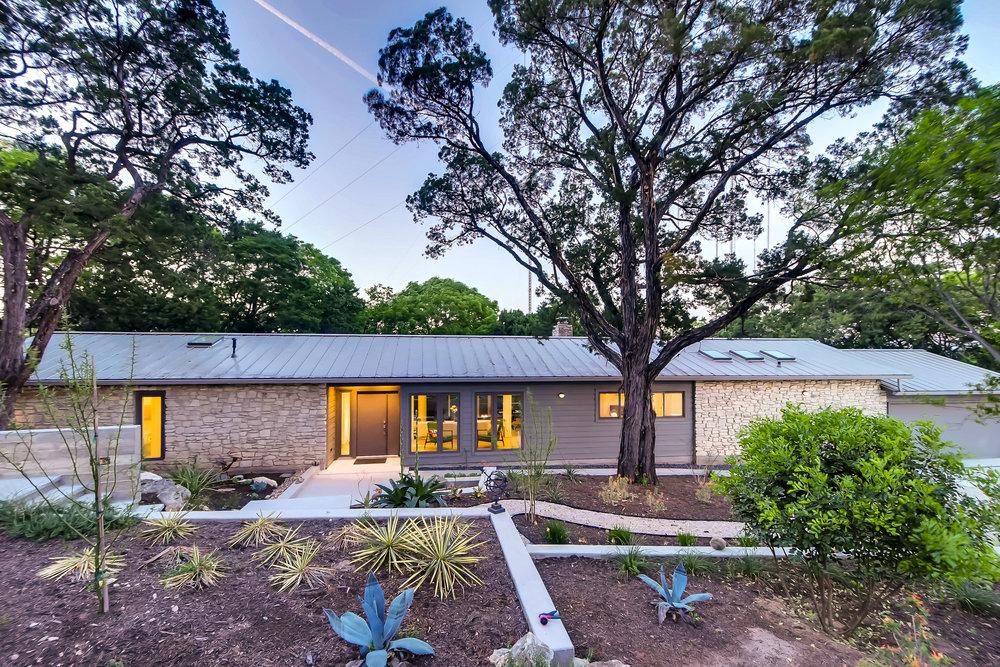 1502 Ridgecrest Drive   Sun 1-3 PM   $1,145,000   Listed by Clayton Bullock
