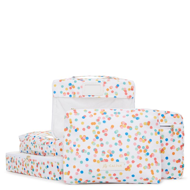 Packing Cubes - OH JOY! Confetti -