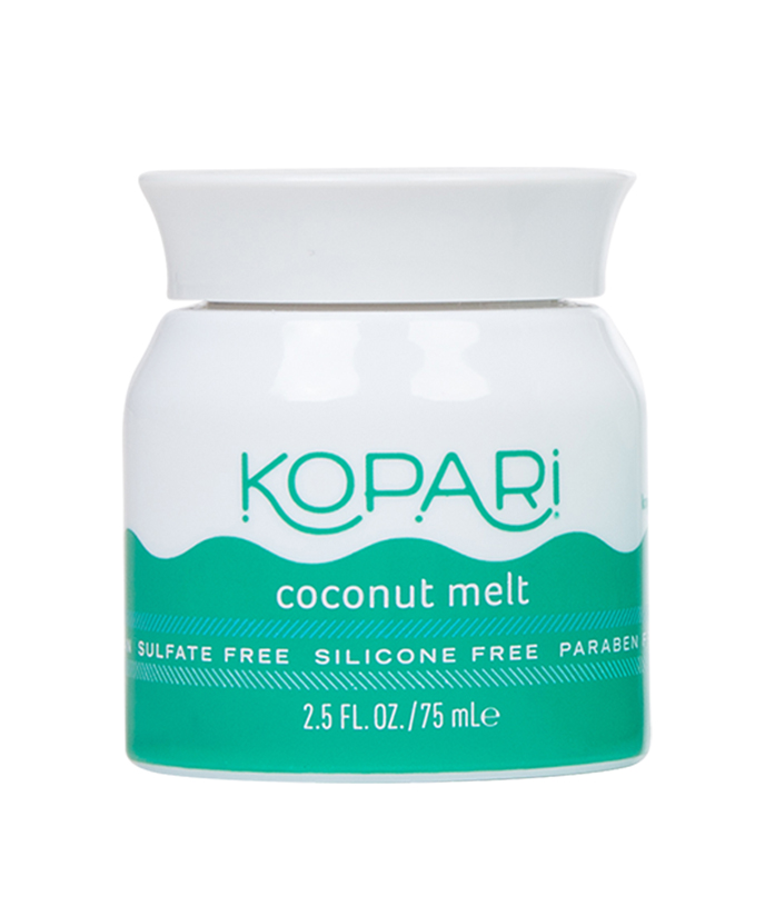 KOPARI BEAUTY Coconut Mini Melt  - Giselle: I love this instead of lotion to keep your skin hydrated wherever you go!$18