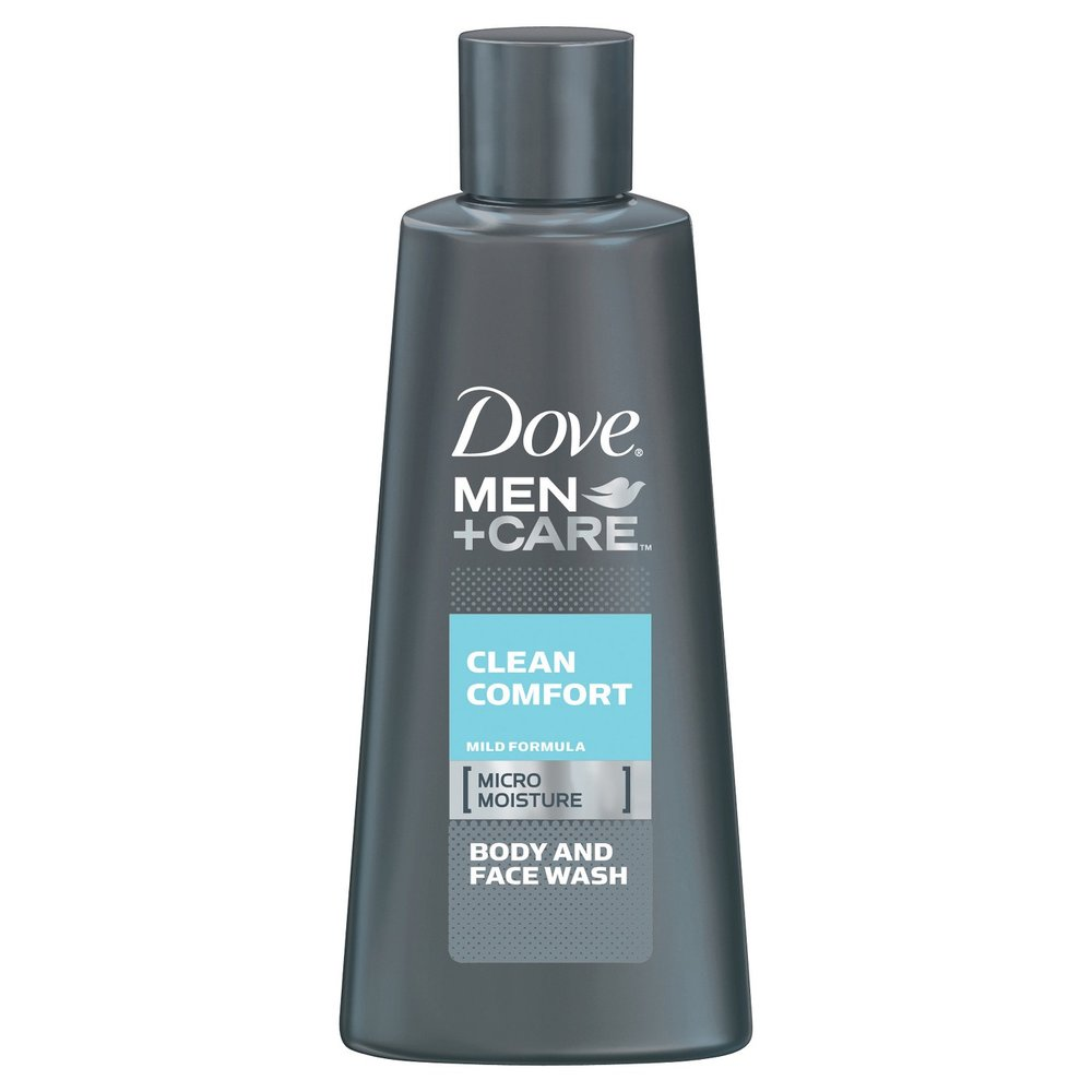 Dove Men+Care Clean Comfort Body & Face Wash - Roy: I like any type of body wash like Dove. I hate using bar soaps...$1.49