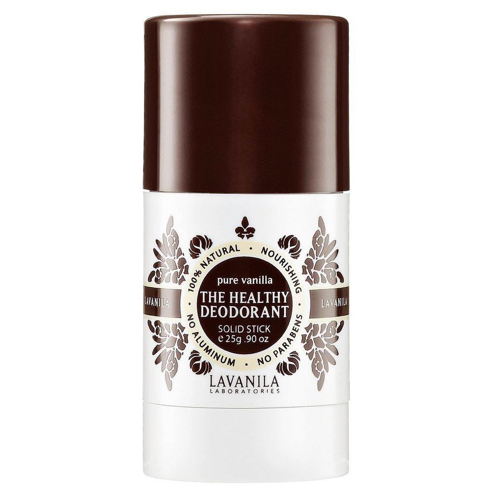 La Vanila The Healthy Deodorant - Jen: It's aluminum free and smells great!