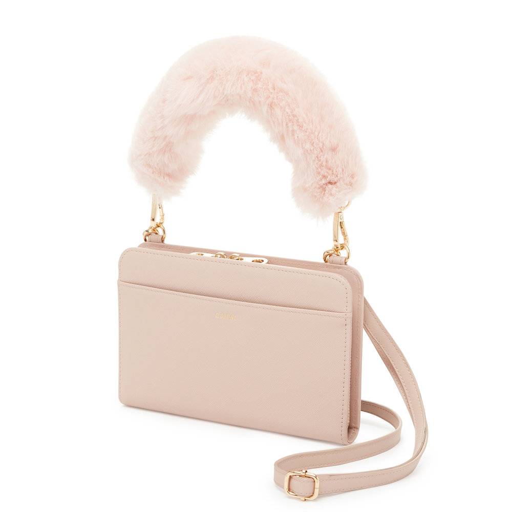 Travel Wallet - Blush -