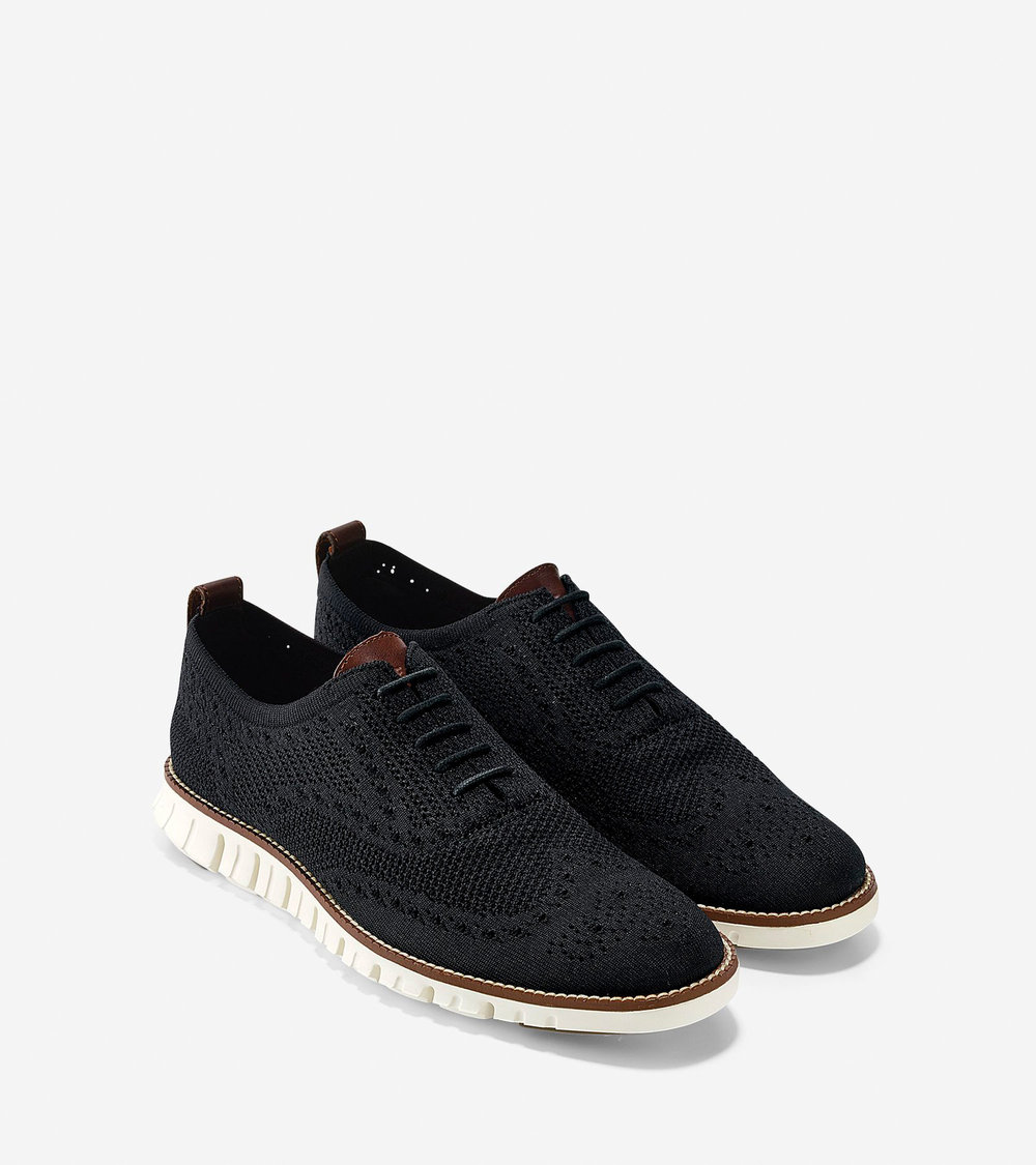 Cole Haan ZeroGrand Wingtip Oxford with Stitchlite  - $180