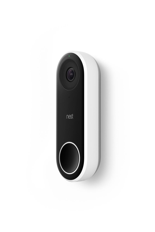 Nest Hello Video Doorbell  - $289.00