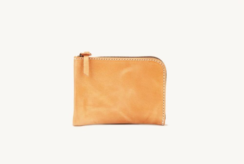 Tanner Goods Universal Zip Wallet  - $130