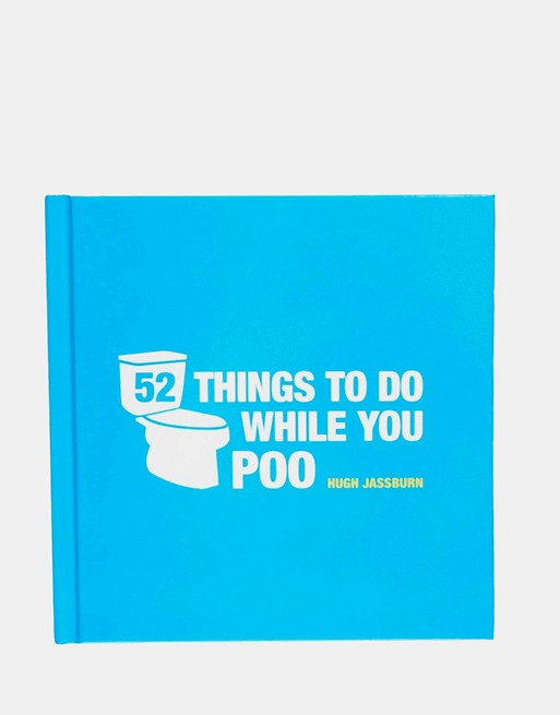 52 Things To Do While You Poo  -   $6.75