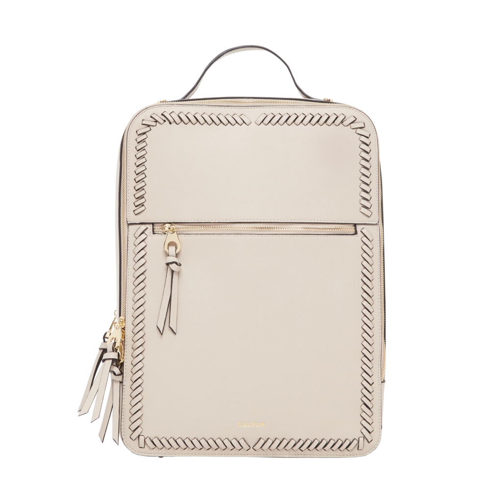 Kaya - Stone - Laptop Backpack -