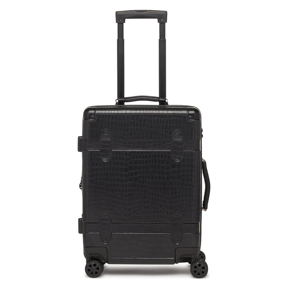 Trnk - Black - Carry-On -