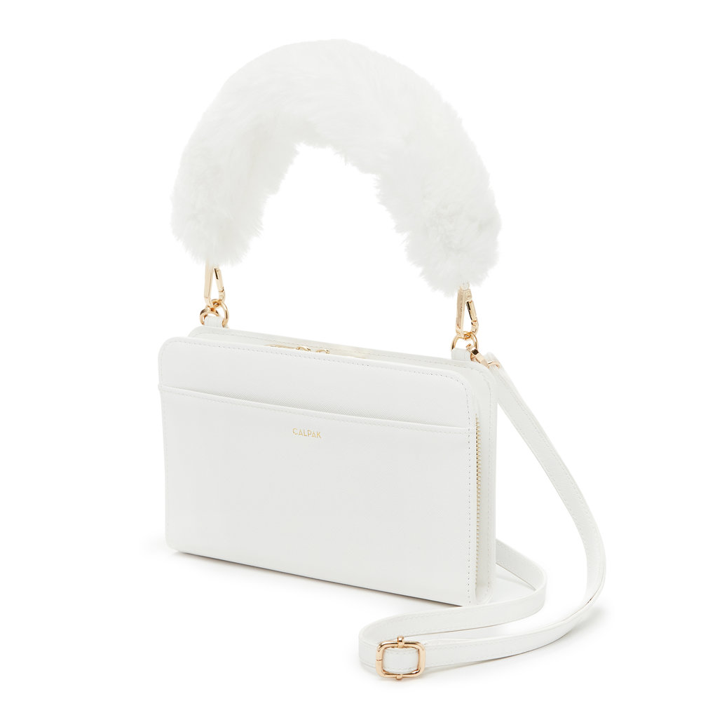 Travel Wallet - White -