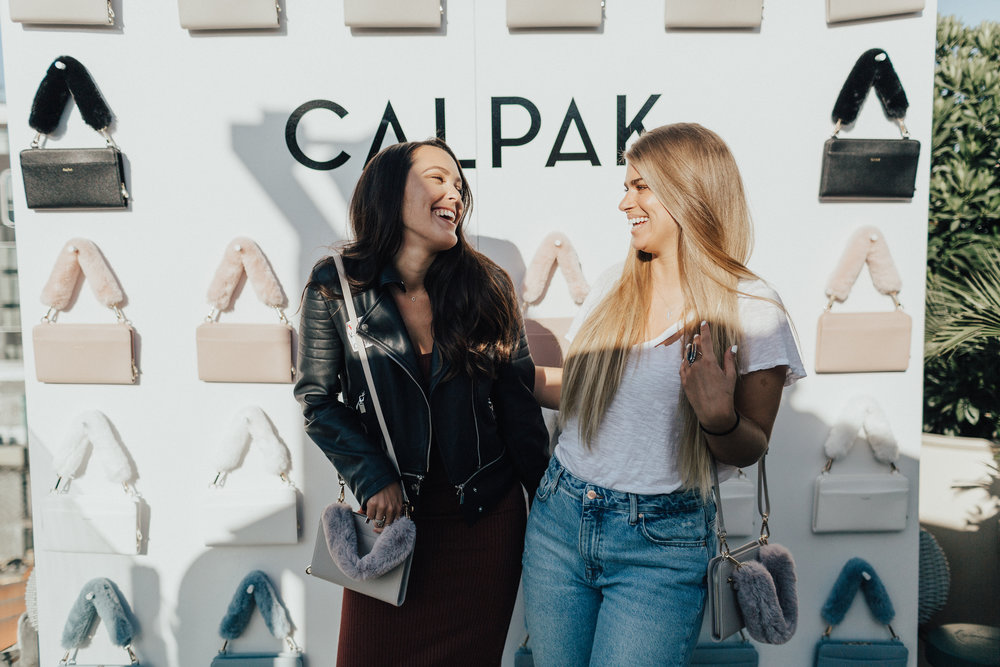 Cassie Leisz  &  Emma Nyren
