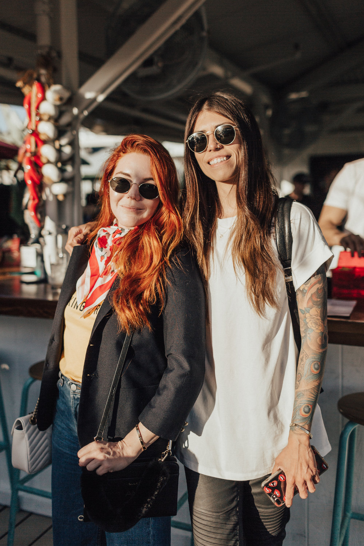 Allison McNamara  &  Cassondra Kaeding