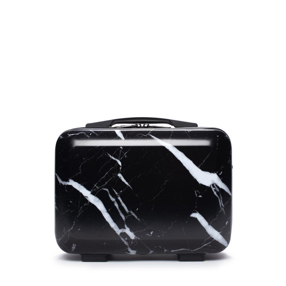 Midnight Marble Vanity Case -