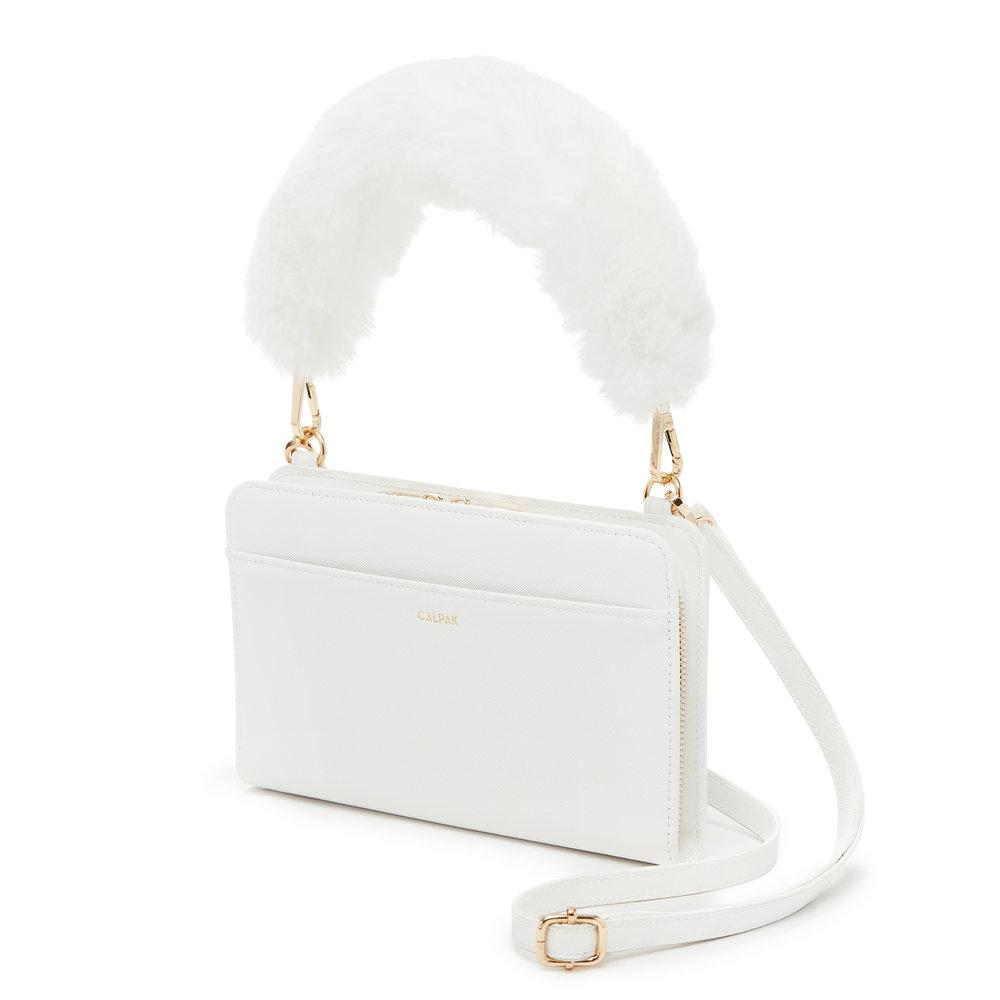 Travel Wallet - White -