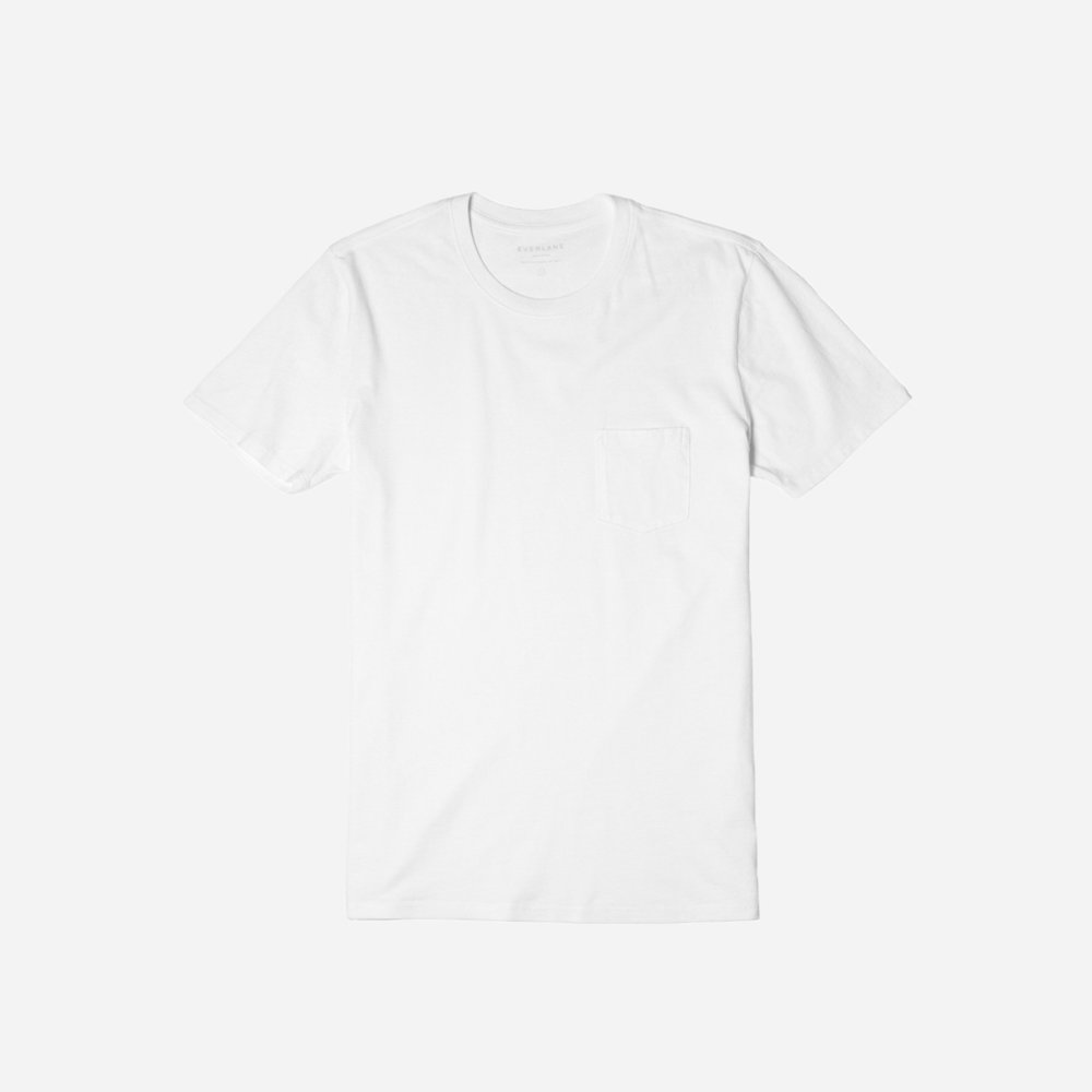 Everlane Men's Cotton Pocket T-Shirt