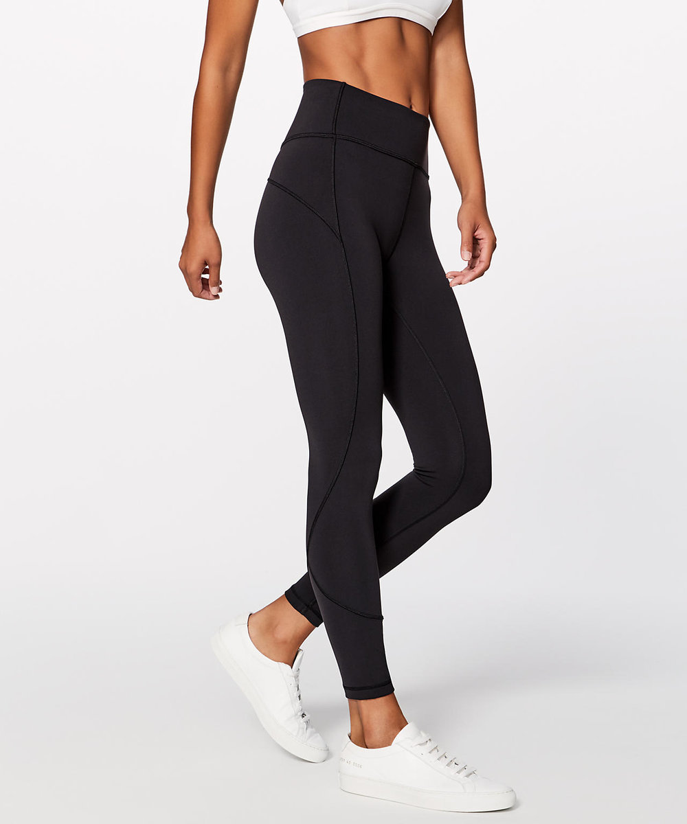 Lululemon In Movement 7/8 Tight Everlux 25""