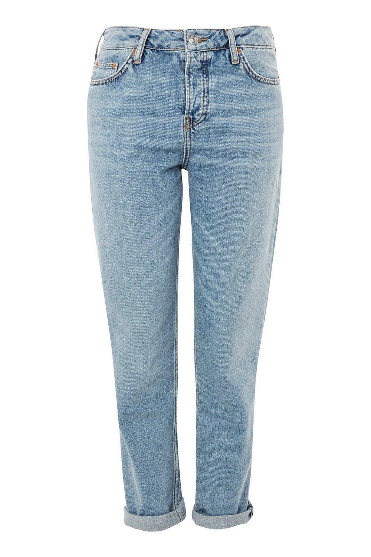 Topshop Moto Bleach Hayden Boyfriend Jeans