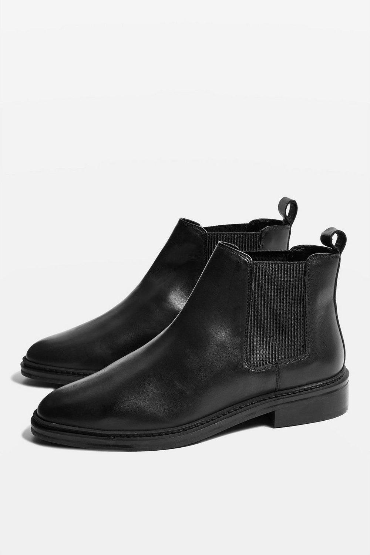 Topshop Kiss Chelsea Boots
