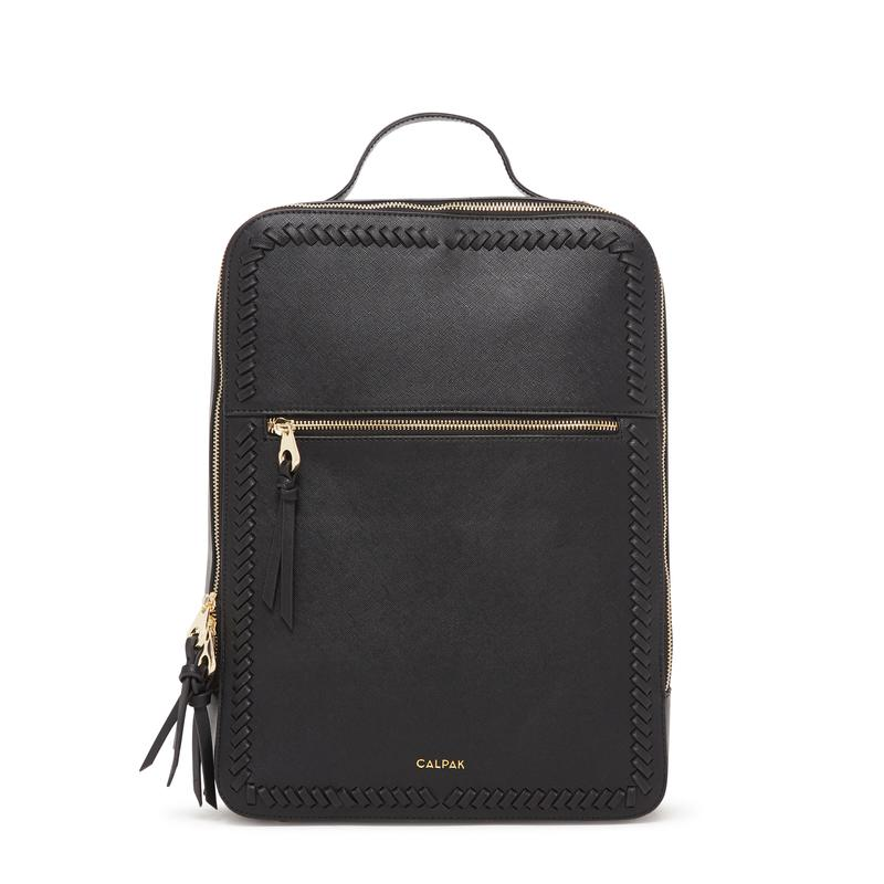 Kaya - Black - Laptop Backpack