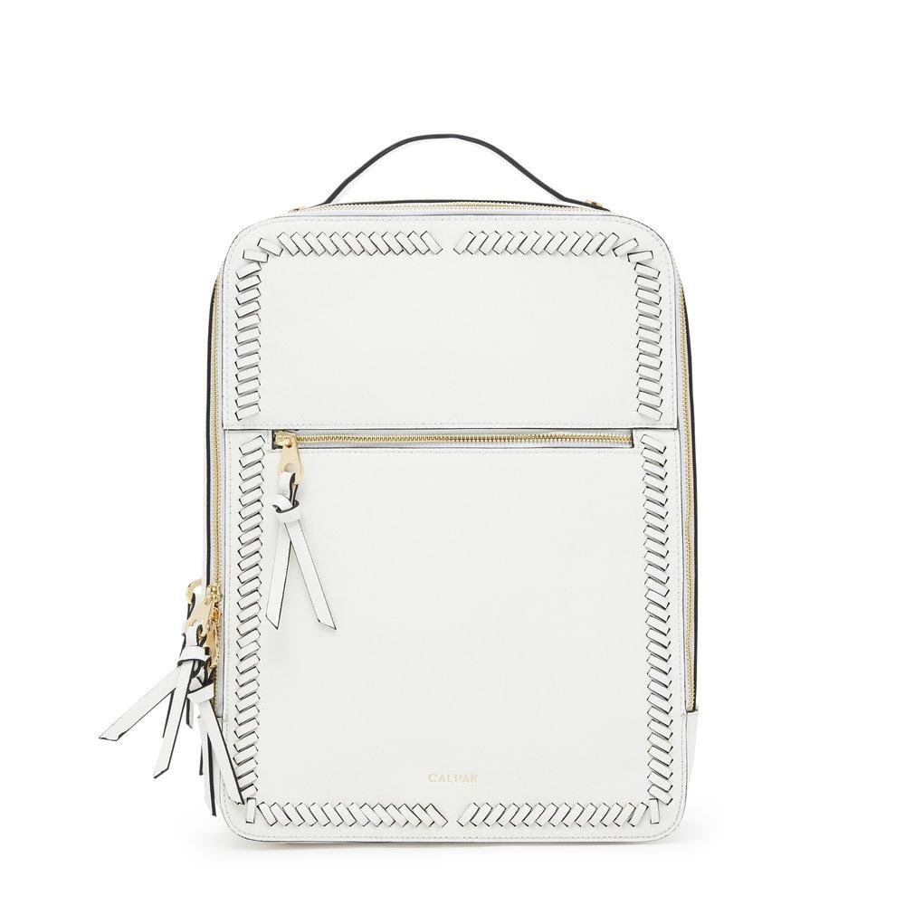 Kaya Backpack - Laptop - White -