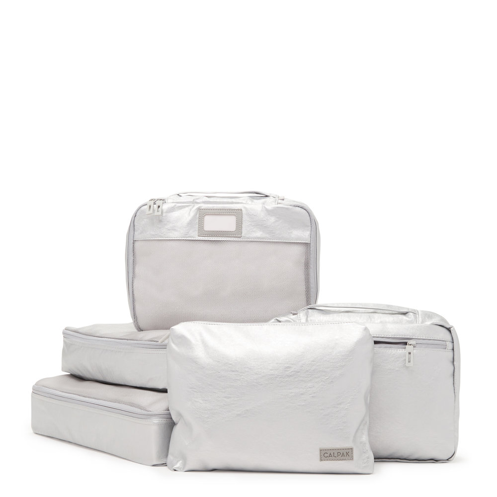 Packing Cubes - Silver -