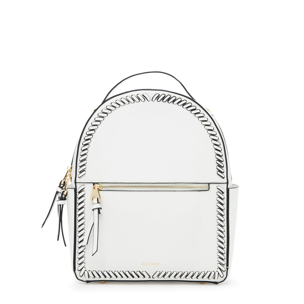 Kaya Backpack - White -