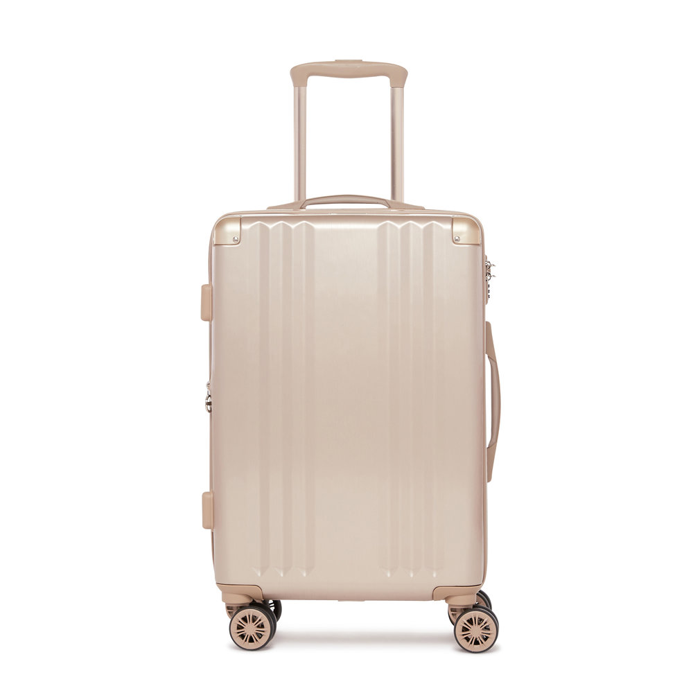 What I would bring: - Ambeur Carry-On in Gold