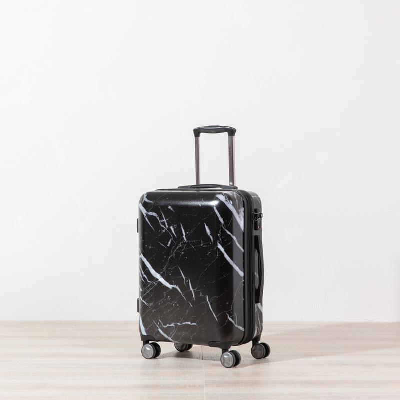 Astyll Carry-On Luggage in Midnight Marble -