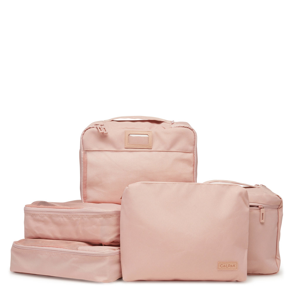 Packing Cubes - Blush -