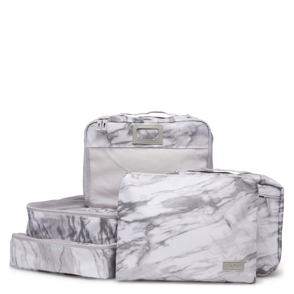 Packing Cubes - Milk Marble -