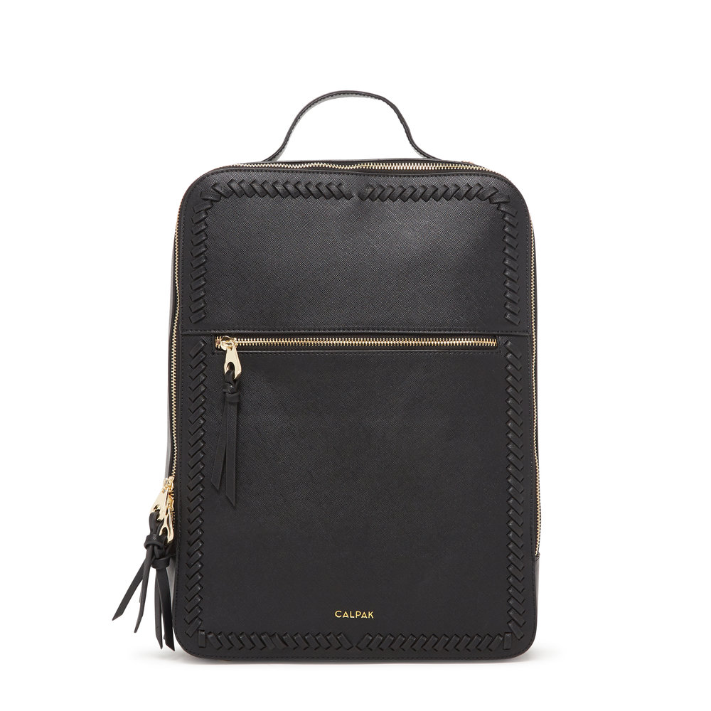 Kaya Laptop Backpack - Black -