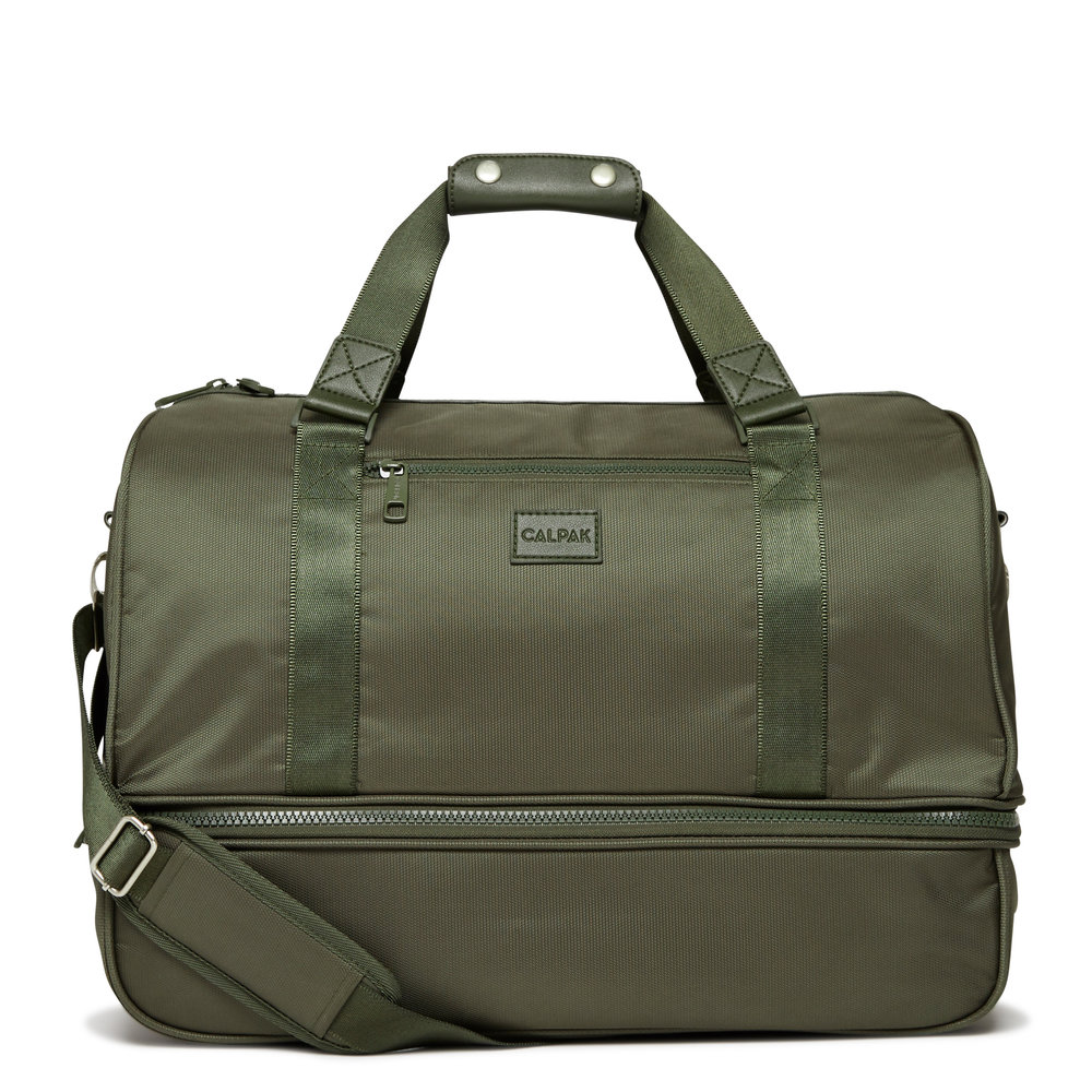 Stevyn Duffle Bag - Olive